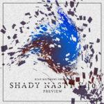 Shady Nasty 10 Album Cover